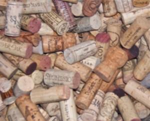 So many corks... so many yet to pop!
