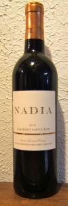 Nadia 2011 Cabernet Sauvignon